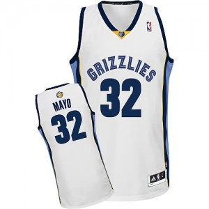 Canotte Mayo,Memphis Grizzlies Bianco