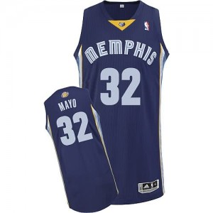 Canotte Mayo,Memphis Grizzlies Blu
