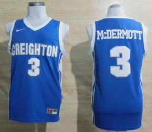 Canotte NCAA McDermott,Creighton Blu