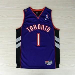 Canotte McGrady,Toronto Raptors Nero Porpora