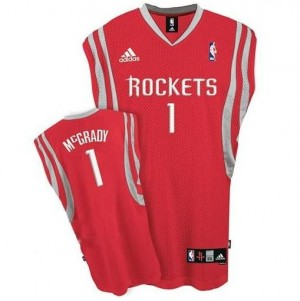 Canotte McGrady,Houston Rockets Rosso