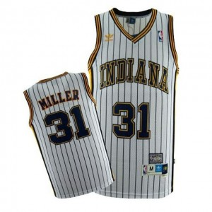 Canotte Miller,Indiana Pacers Bianco