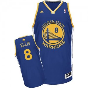 Canotte Monta Ellis,Golden State Warriors Blu
