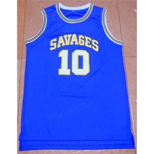 Canotte NCAA Rodman,Savages Blu