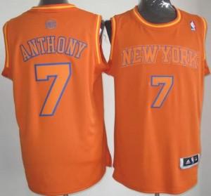 Canotte NBA Natale 2012 Anthony Arancione