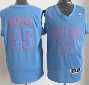 Canotte NBA Natale 2012 Durant Blu