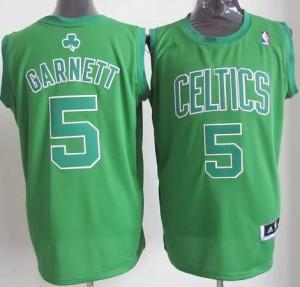 Canotte NBA Natale 2012 Garnett Verde