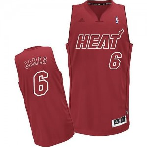 Canotte NBA Natale 2012 James Rosso