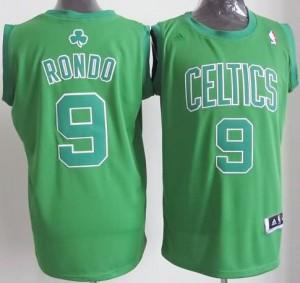 Canotte NBA Natale 2012 Rondo Verde