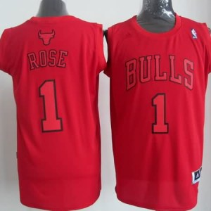 Canotte NBA Natale 2012 Rose Rosso