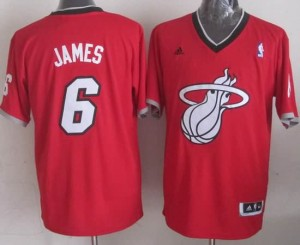Canotte NBA Natale 2013 James Rosso