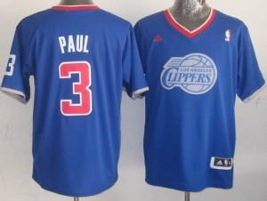 Canotte NBA Natale 2013 Paul Blu