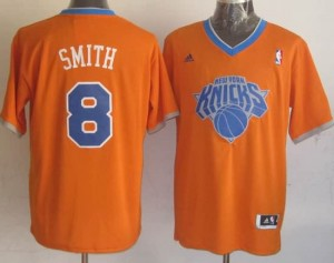 Canotte NBA Natale 2013 Smith Arancione