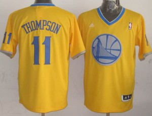 Canotte NBA Natale 2013 Thompson Giallo