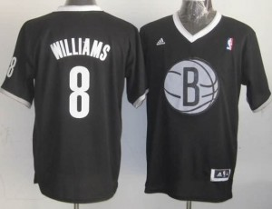 Canotte NBA Natale 2013 Williams Nero