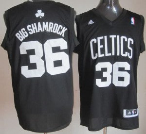 Canotte NBA Moda Big Shamrock Nero