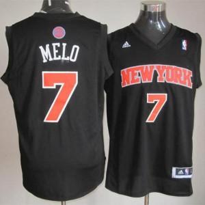 Canotte NBA Moda Melo Nero