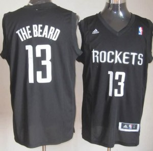 Canotte NBA Moda The Beard Nero