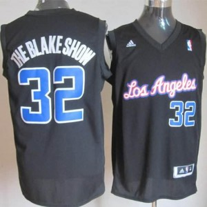 Canotte NBA Moda The Blake Show Nero