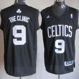 Canotte NBA Moda The Clinic Nero