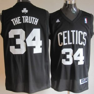 Canotte NBA Moda The Truth Nero
