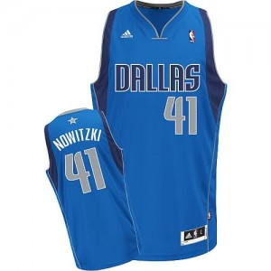 Canotte Nowitzki,Dallas Mavericks Blu