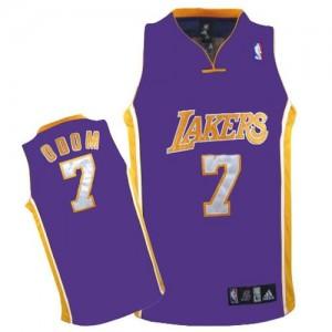Canotte Rivoluzione 30 Odom,Los Angeles Lakers Porpora