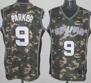 Canotte NBA Camouflage Parker Riv30