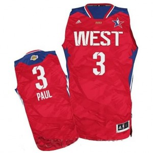 Canotte NBA Paul,All Star 2013 Rosso