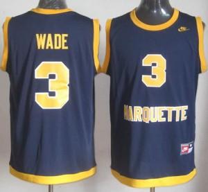 Canotte NCAA Wade,Marquette Porpora