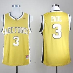 Canotte NCAA Paul,Marquette Giallo