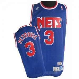 Canotte Petrovic,Brooklyn Nets Blu