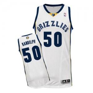 Canotte Randolph,Memphis Grizzlies Bianco