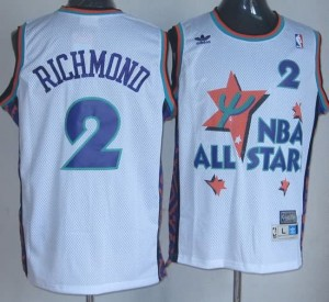 Canotte NBA Richmond,All Star 1995 Bianco