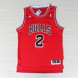 Canotte Rivoluzione 30 Robinson,Chicago Bulls Rosso
