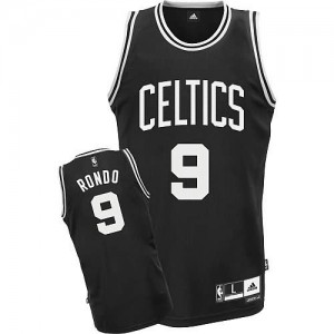 Canotte Rondo,Boston Celtics Nero