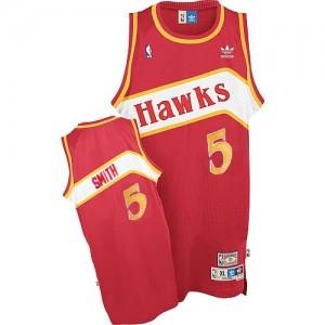 Canotte Smith,Atlanta Hawks Rosso