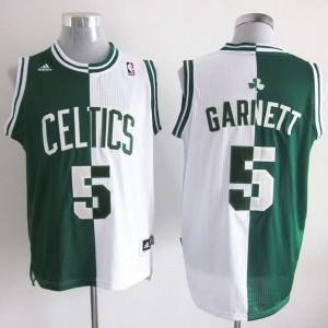 Canotte Split Garnett Verde Bianco