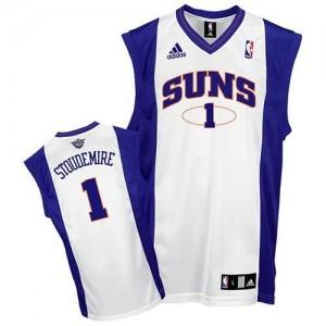Canotte Stoudemire,Phoenix Suns Bianco