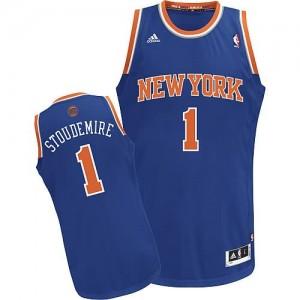 Canotte Rivoluzione 30 Stoudemire,New York Knicks Blu