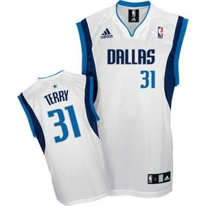 Canotte Terry,Dallas Mavericks Bianco