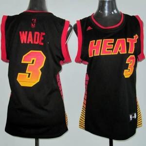 Canotte Donna Wade,Miami Heats Nero2