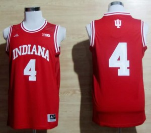 Canotte NCAA Victor Oladipo,Indiana Rosso