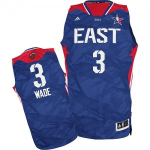 Canotte NBA Wade,All Star 2013 Blu