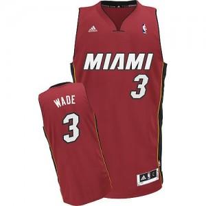 Canotte Rivoluzione 30 Wade,Miami Heats Rosso