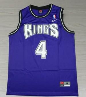 Canotte Webber,Sacramento Kings Porpora