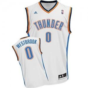 Canotte Westbrook,Oklahoma City Thunder Bianco