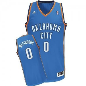 Canotte Westbrook,Oklahoma City Thunder Blu