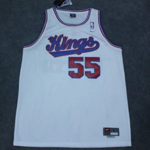 Canotte Williams,Sacramento Kings Bianco