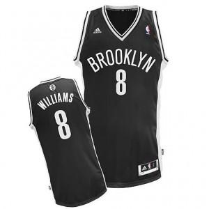 Canotte Rivoluzione 30 Williams,Brooklyn Nets Nero